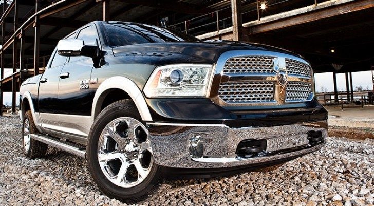 Chrysler Issues Recall for 2013 Ram Pickup, Commercial Trucks