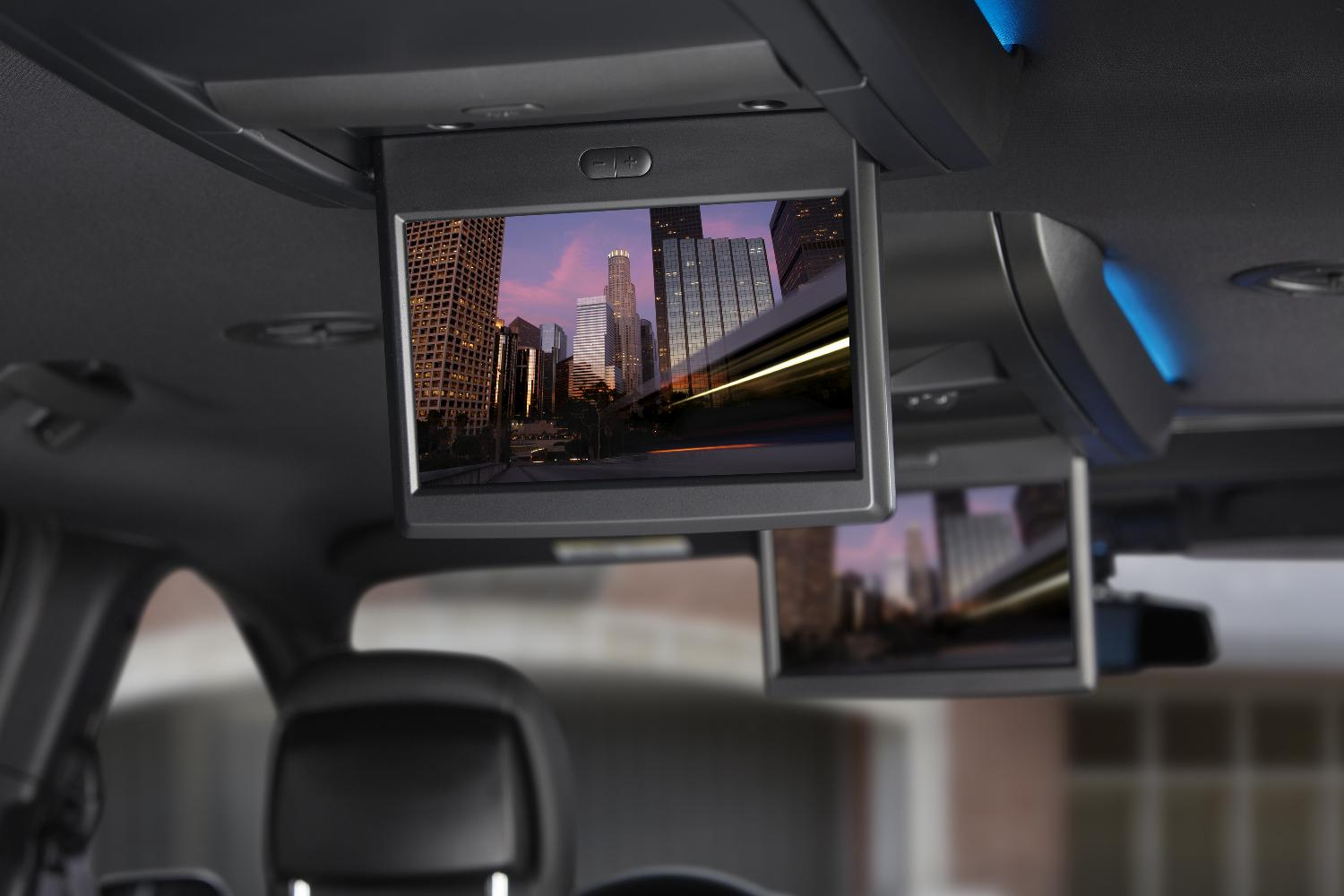 chrysler launches blu ray dvd on minivans autoevolution. Black Bedroom Furniture Sets. Home Design Ideas