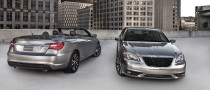 Chrysler Officially Reveals 200 Sedan and Convertible 'S' Versions