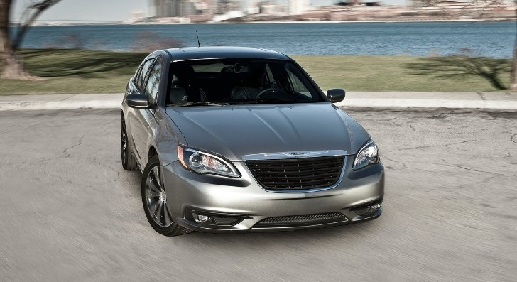Chrysler Pledges Midsize Market Comeback with Redesigned 200 Sedan