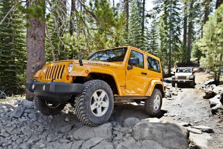 Chrysler Posts Best Ever Sales for Jeep Wrangler, Compass in May 2013