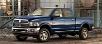 Chrysler Recalls 1.2 Million Ram Trucks