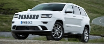 Chrysler Recalls 2014 Jeep Grand Cherokee Over Parking Lamp Issues