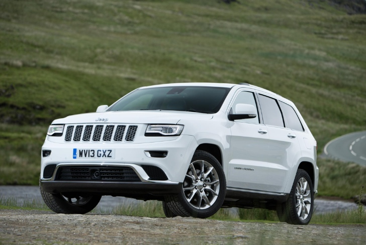 chrysler recalls 2014 jeep grand cherokee over parking lamp issues autoevolution. Black Bedroom Furniture Sets. Home Design Ideas