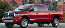 Chrysler Recalls 242,780 Dodge Ram Pickups