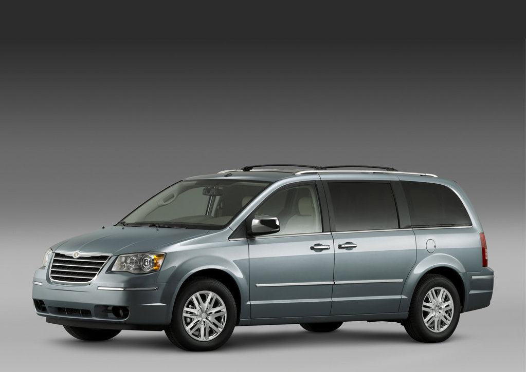 chrysler recalls 284 831 minivans due to fire risk autoevolution. Black Bedroom Furniture Sets. Home Design Ideas