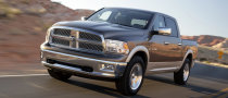 Chrysler Recalls 75,000 Dodge Ram Trucks For Brake Issue