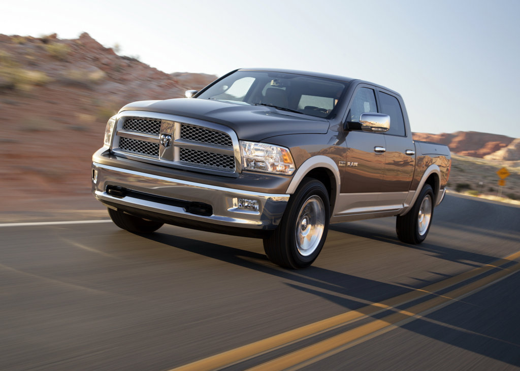 chrysler recalls 75 000 dodge ram trucks for brake issue autoevolution. Black Bedroom Furniture Sets. Home Design Ideas