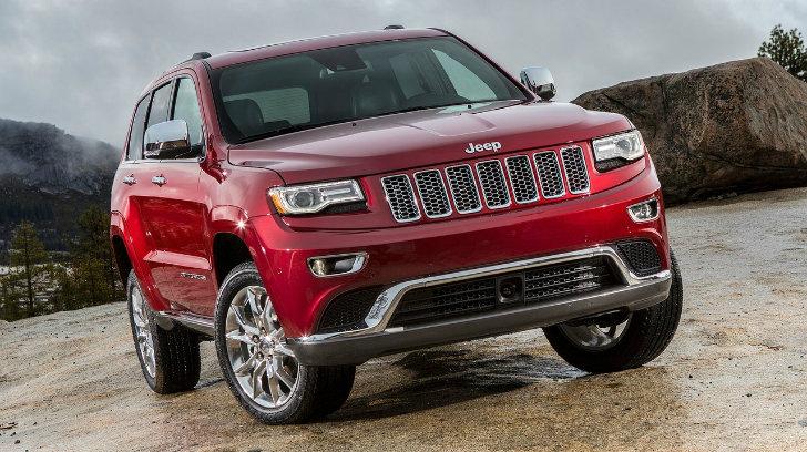 Chrysler Recalls 867 795 Suvs Over Brake Problem