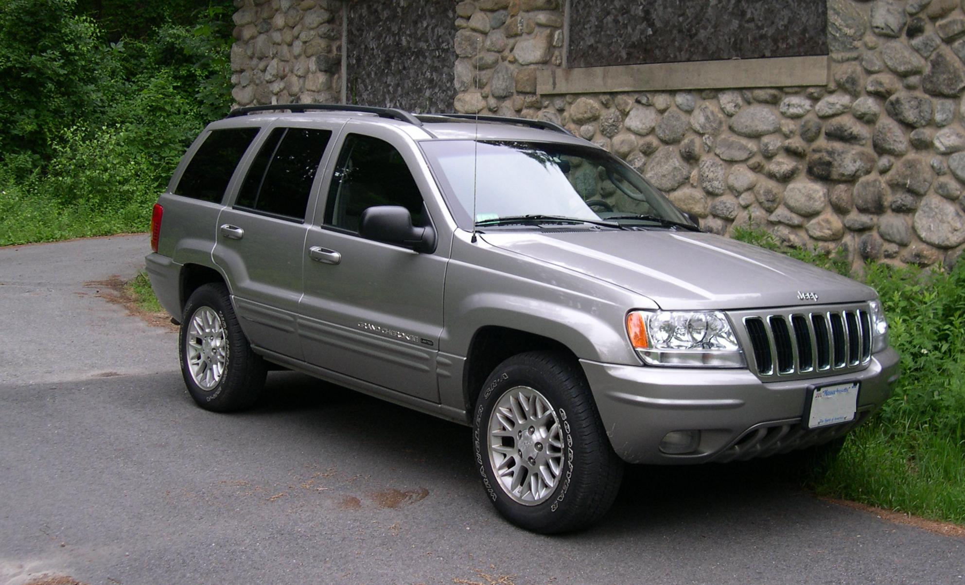 Celebrity news 1999 jeep