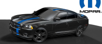 Chrysler Releases First Mopar 2011 Dodge Charger Sketch