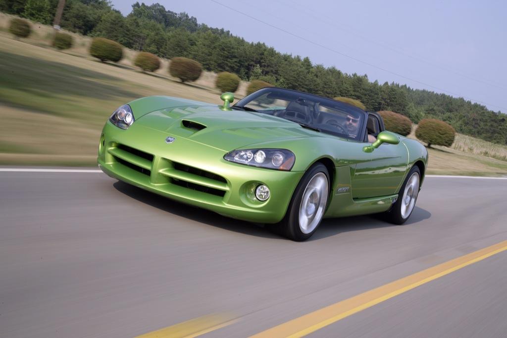 Chrysler viper plant #4