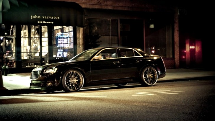 Chrysler Teams Up With Fashion Designer John Varvatos to Create 300C Special Editions