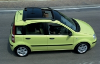 Fiat Panda is one of the models to be sold in the US by Chrysler
