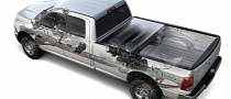 Chrysler to Introduce Human Lung-Inspired CNG Tanks on Pickup Trucks