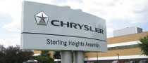 Chrysler to Invest $850M in Sterling Heights
