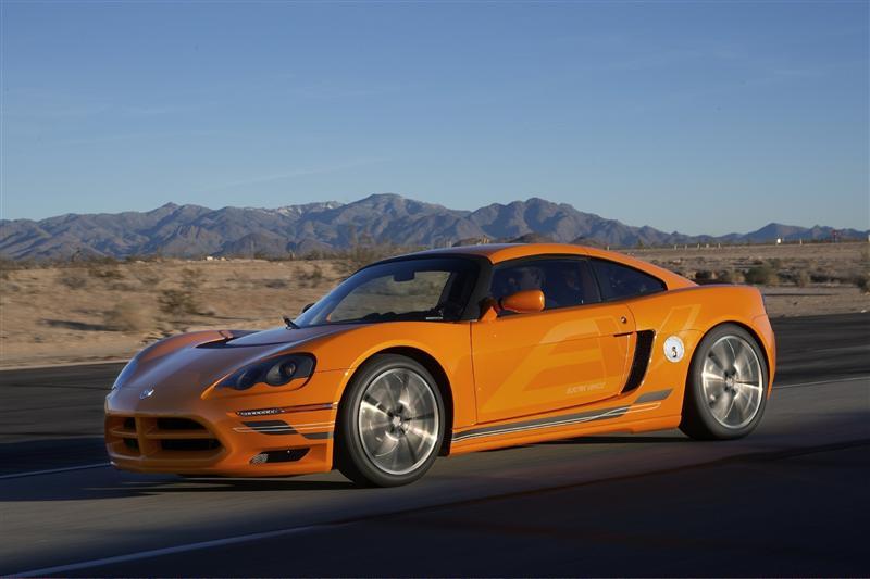 Chrysler electric sports car #2