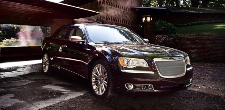 Chrysler to Launch the 300C in China in June
