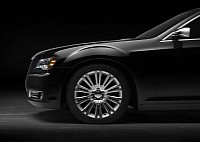 Chrysler 300 to act as official transport