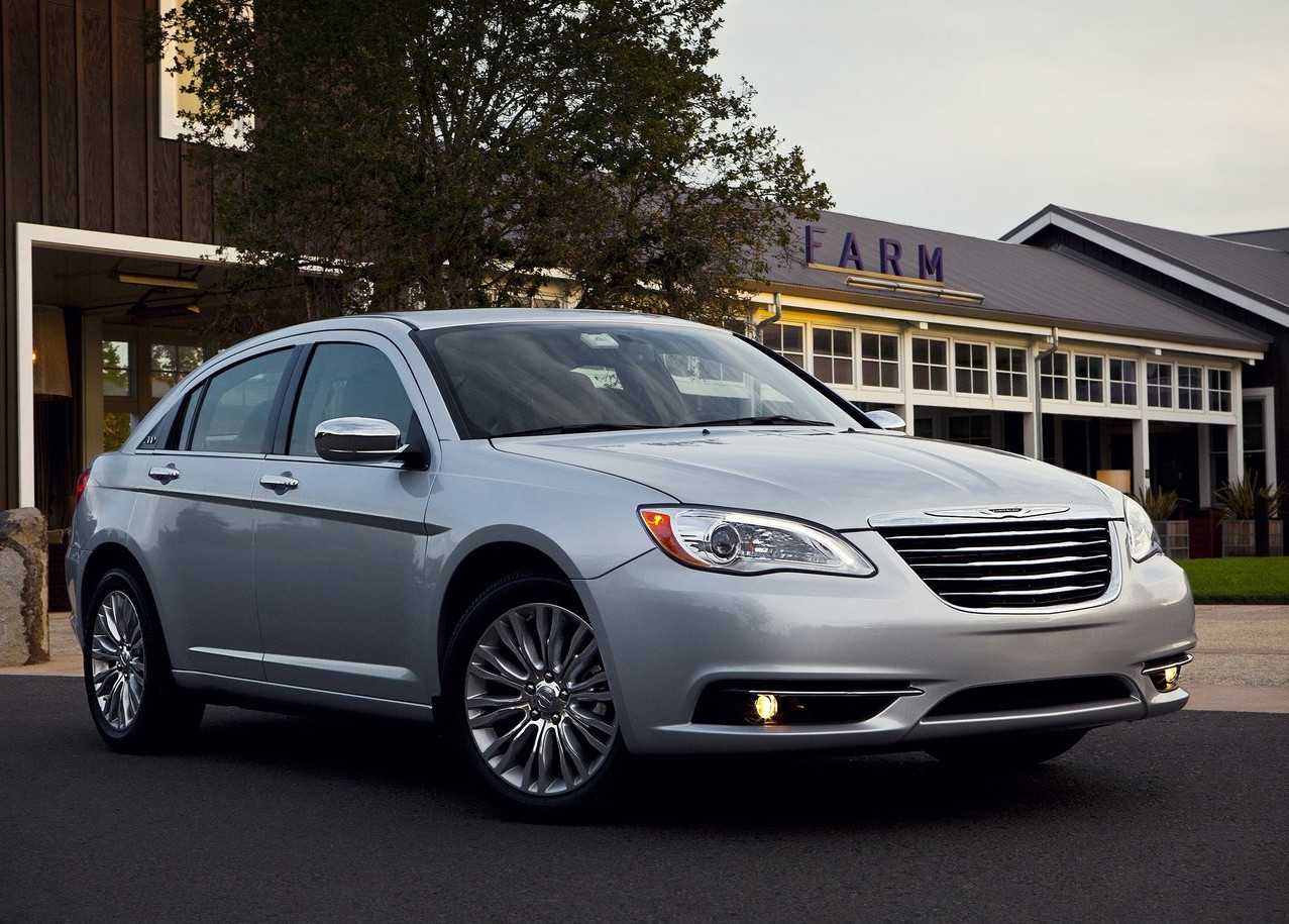 Chrysler to Sell Natural Gas Powered Cars in the US by