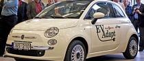 Chrysler to Unveil Electric Fiat 500 at NAIAS