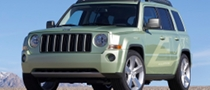 Chrysler Unveils Electric Jeep Patriot