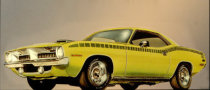 Chrysler Might Resuscitate the Barracuda
