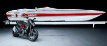 Cigarette Racing 42X Ducati Edition Boat Unveiled