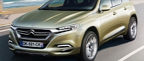 Citroen Preparing BMW X3, Audi Q5 Rival for 2014
