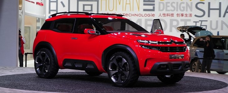 Citroen Announces New Crossover For European Factory, Could Be The Aircross - autoevolution