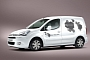 Citroen Berlingo Electric Launched in UK