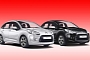 Citroen C3 Black and White Editions Unveiled
