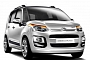 Citroen C3 Picasso Gets Updated for 2013