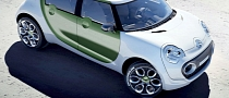 Citroen C3 Replacement to Be Previewed at Frankfurt 2013