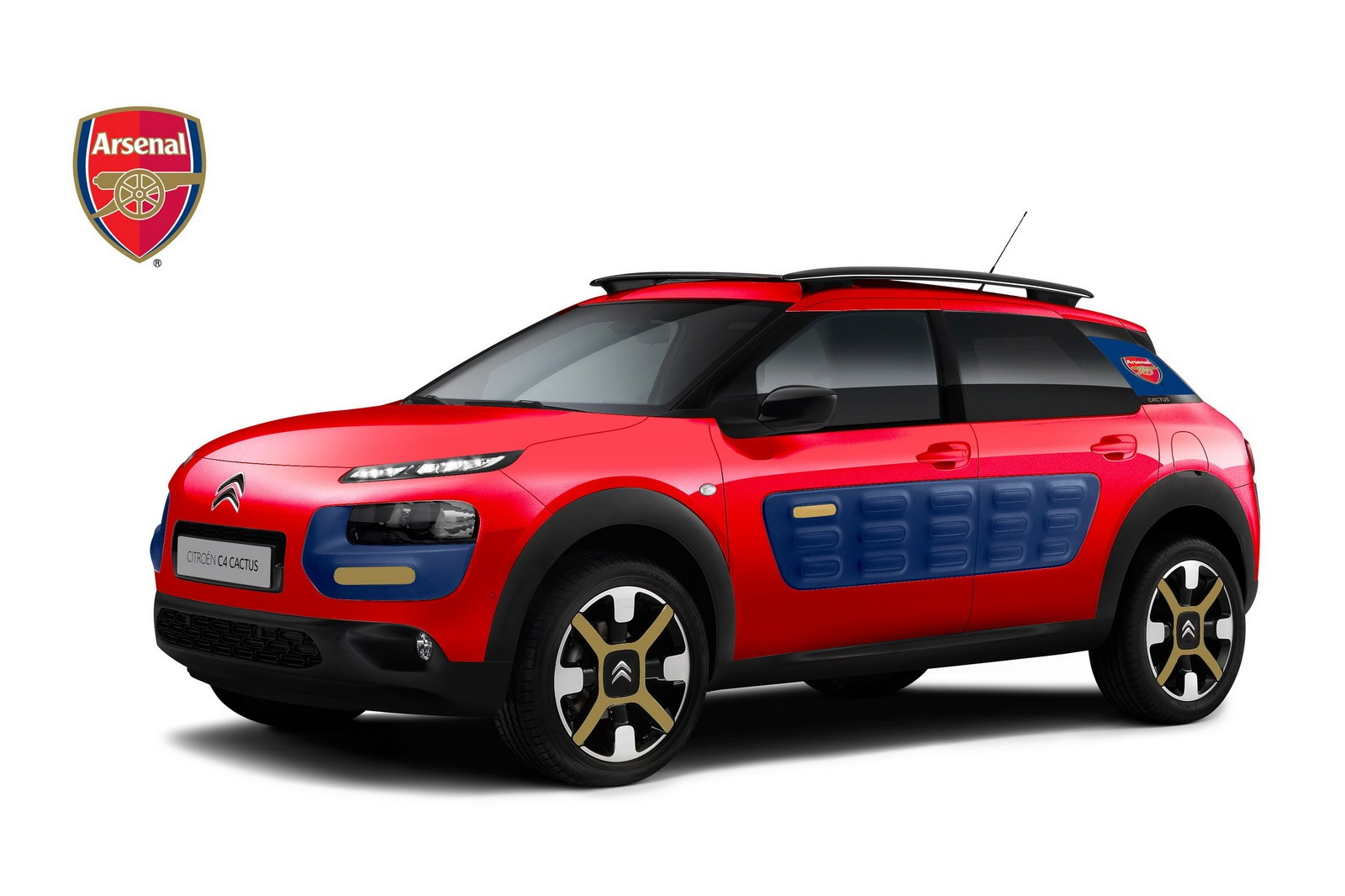 citroen c4 cactus arsenal edition revealed with g o a l i e system autoevolution. Black Bedroom Furniture Sets. Home Design Ideas