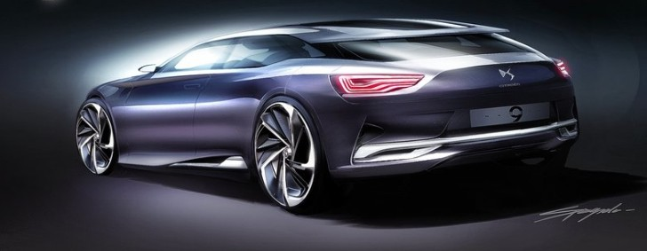 Citroen C5 Successor to be Built by Opel