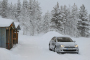 Citroen C5 with Snow Motion Intelligent Anti-Skid System
