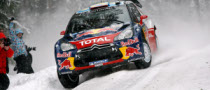 Citroen Conclude Successful Test Before Rally Mexico