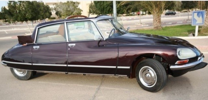 Citroen DS 21 Pallas Replica Still Makes You Feel Like a President