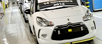 Citroen DS3 Production Reaches 200,000 Units