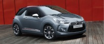 Citroen DS3 Sport Version with 200 HP Prepared