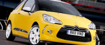 Citroen DS3 Wins 2011 Fleet World Design Award