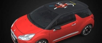 Citroen DS3 Yves Saint Laurent Edition Presented