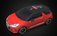 Citroen DS3 Yves Saint-Lurent photo