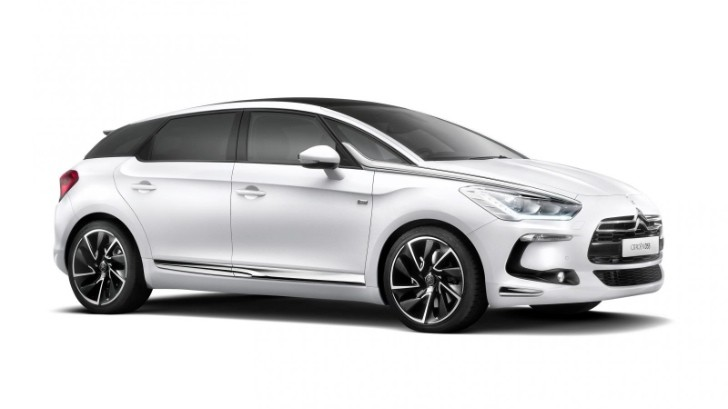 Citroen DS4 and DS5 Pure Pearl Editions Coming to Paris