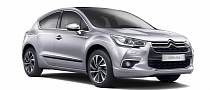 Citroen DS4 Electro Shot Coming to Geneva