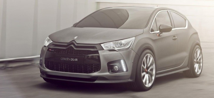 Citroen DS4 Racing Revealed: 1.6L Turbo Makes 260 HP!