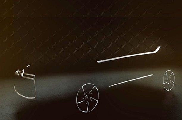 citroen ds4 teaser rolled out autoevolution. Black Bedroom Furniture Sets. Home Design Ideas