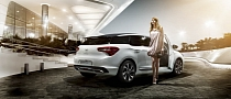 Citroen DS5 Launched in Australia