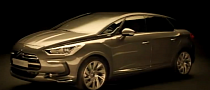 Citroen DS5 Promotes Its French Attitude [Video]